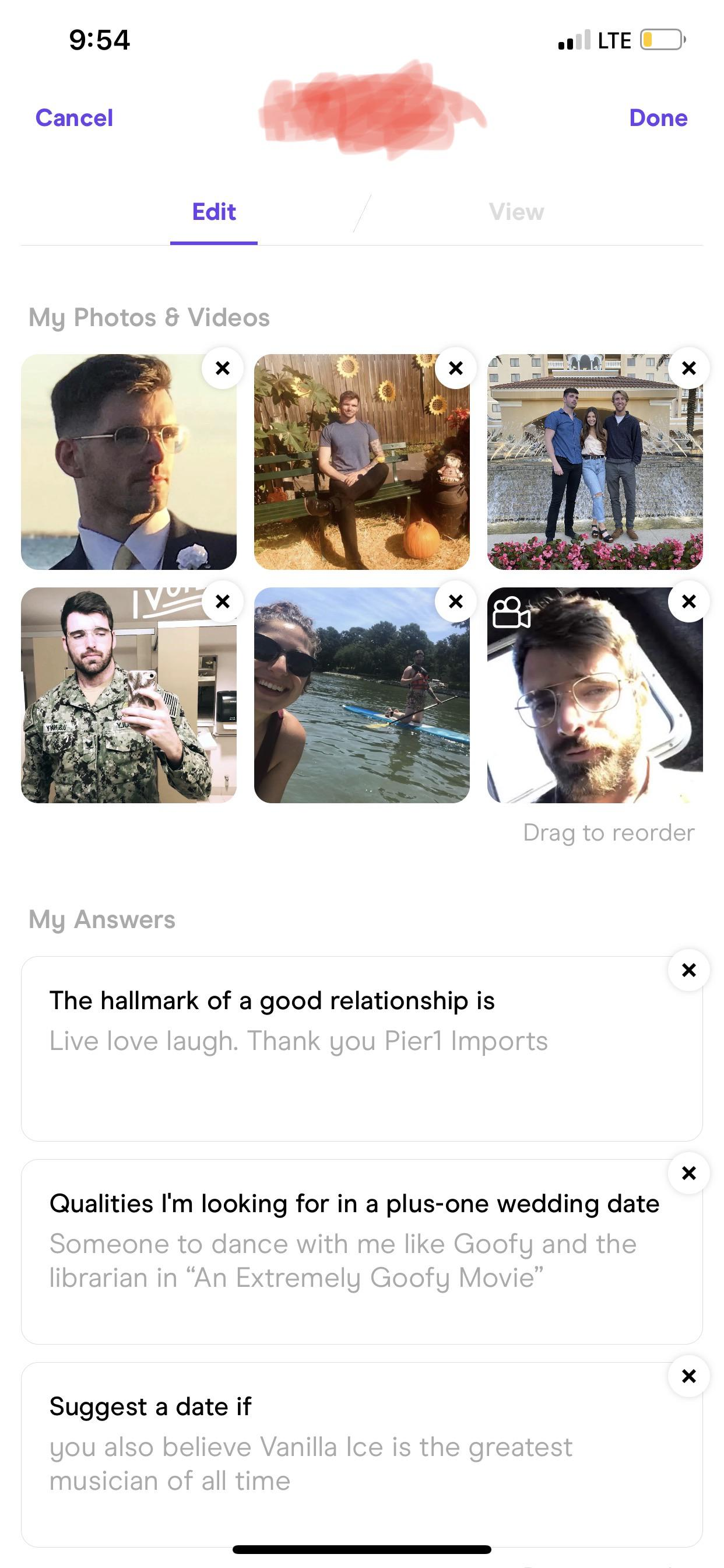 Funny Hinge Profiles : funny, hinge, profiles, Profile, Around, Getting, Zilch, Likes, Albeit, Matches, Great., Isn't, Funny, Older, Either, Hingeapp