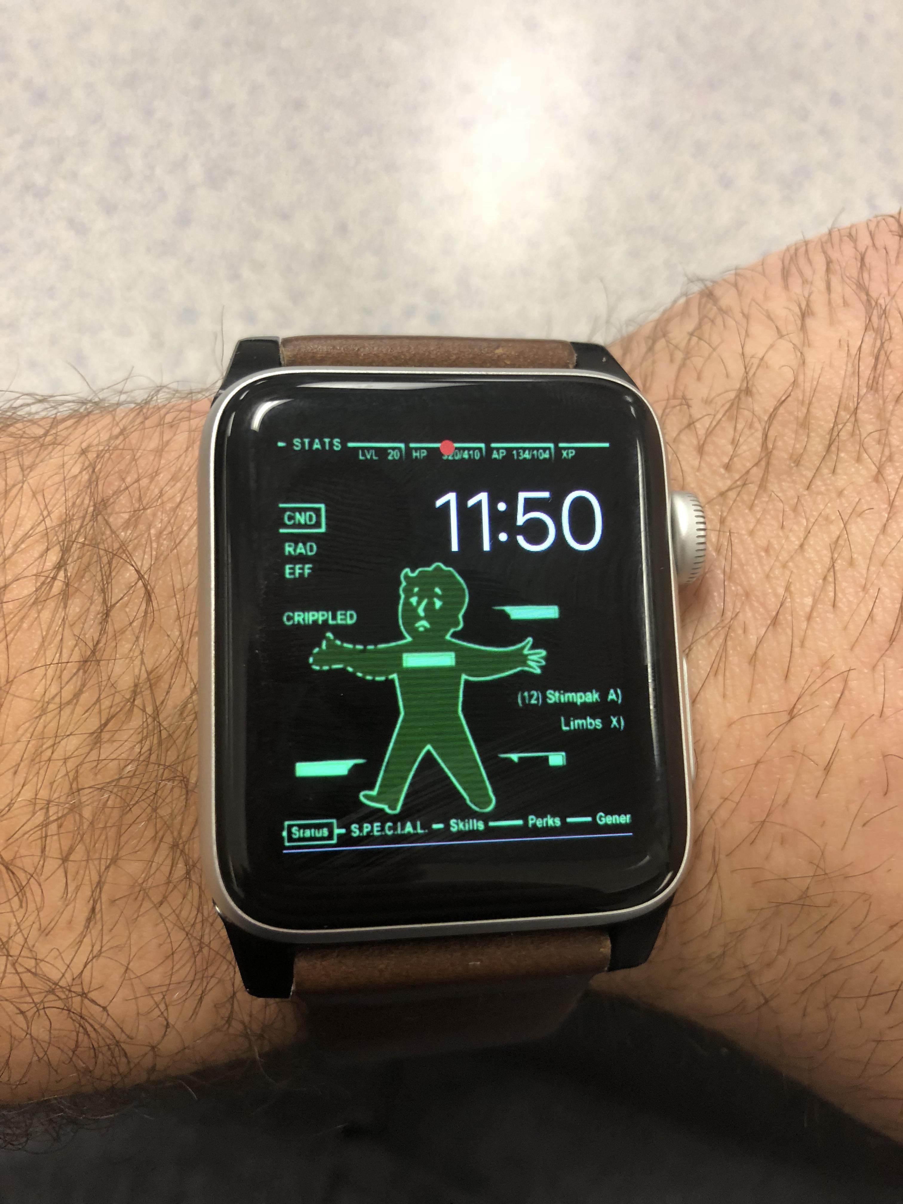 Fallout Apple Watch Face : fallout, apple, watch, Fallout, Apple, Watch, Applewatchfaces