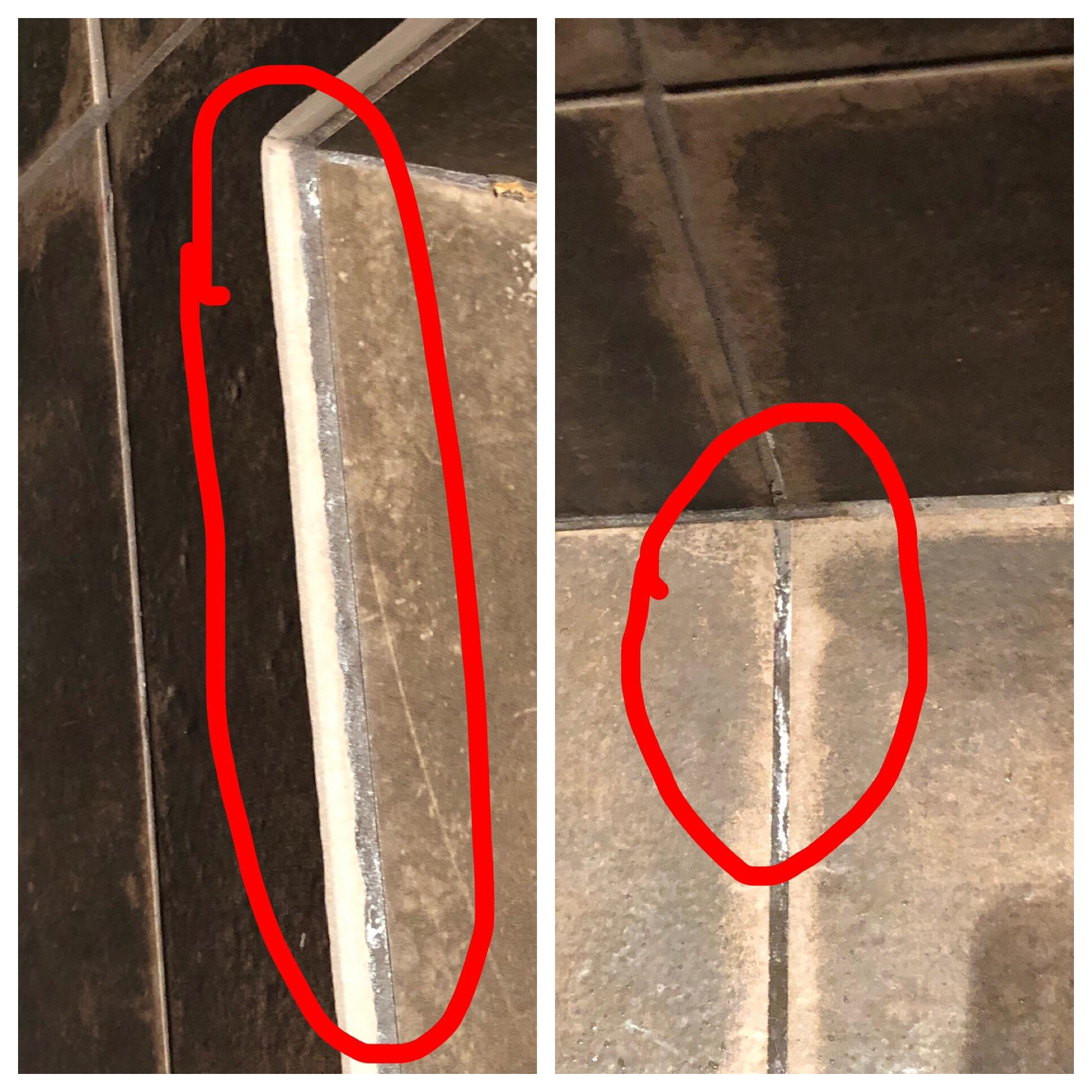 to clean soap scum off of tile grout