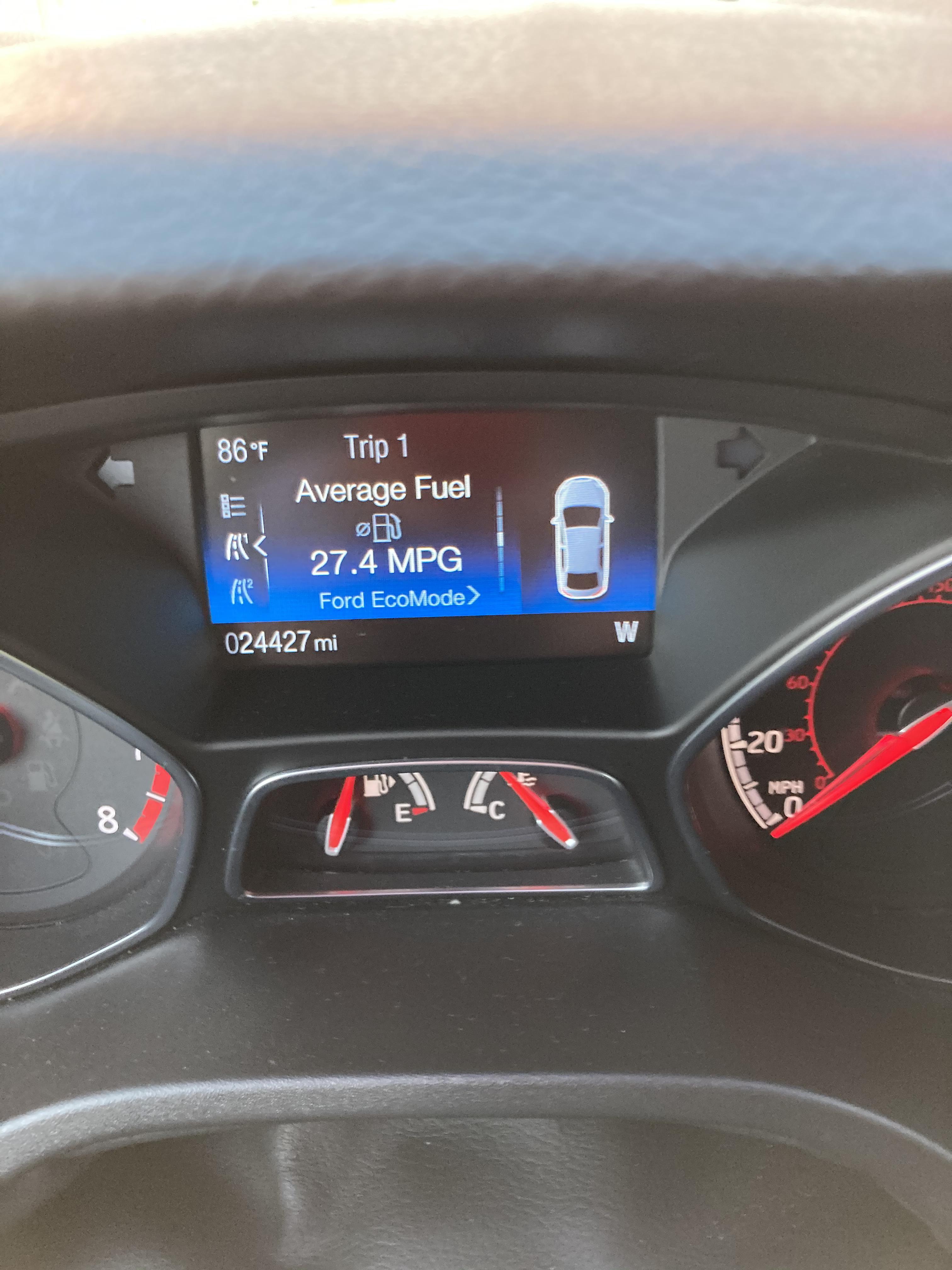 Ford Focus St Mpg : focus, Takes, Discipline, FocusST