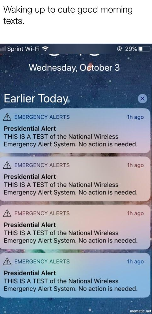 Good Morning Text Meme : morning, Waking, Morning, Texts., Memes