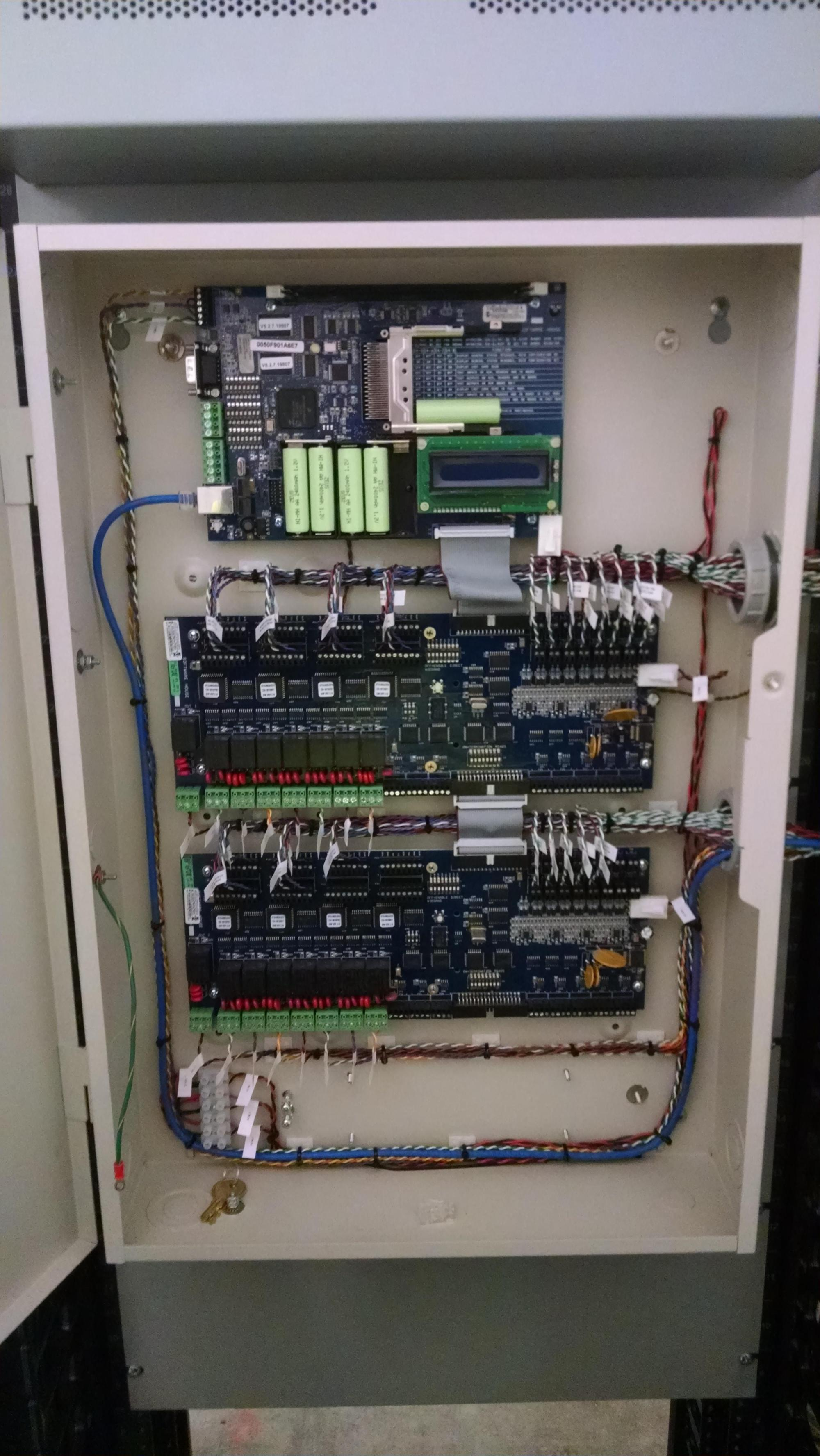 hight resolution of 16 door access control software house istar pro panel wiring some access control panel wiring 16