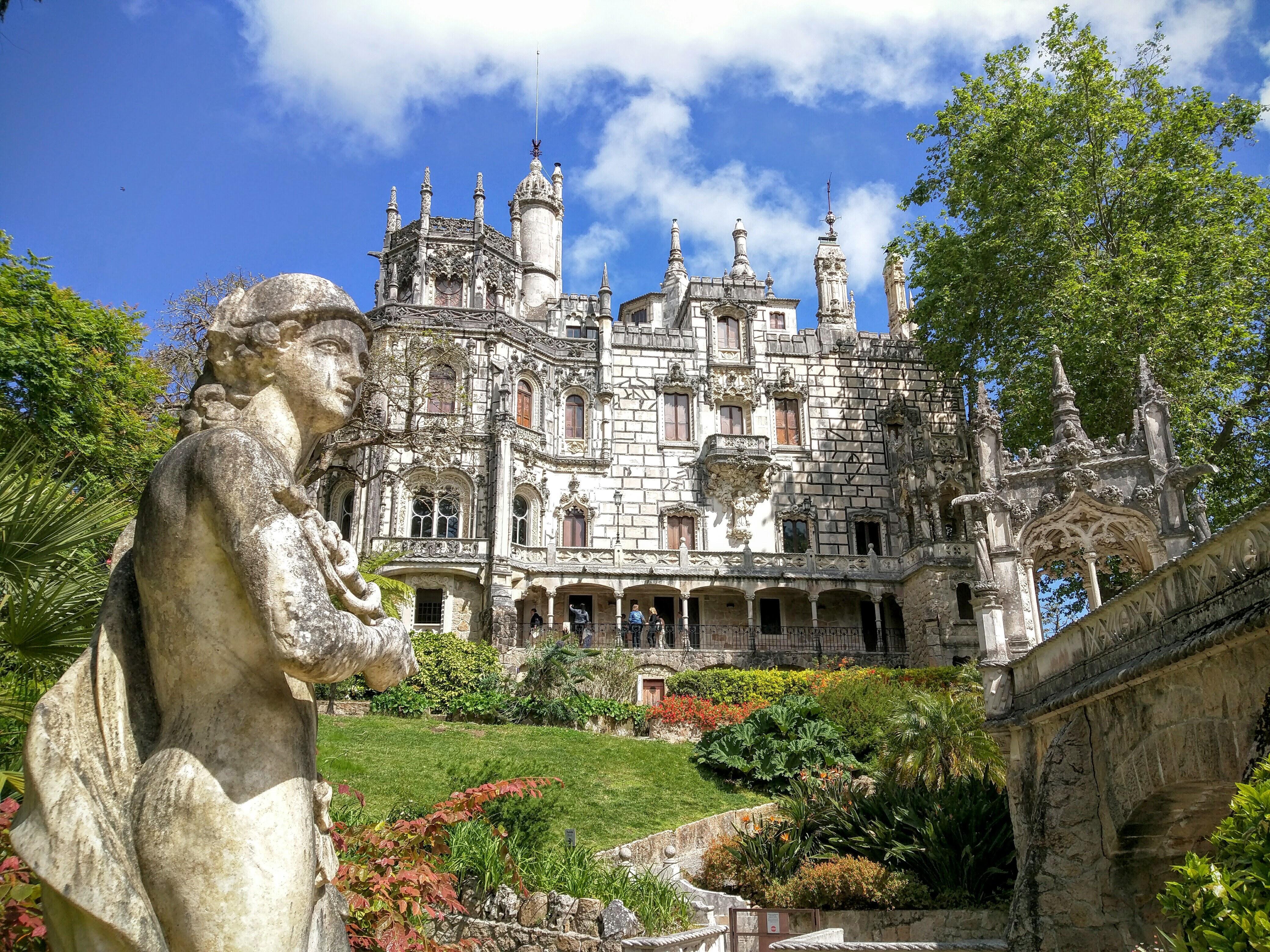 Quinta da Regaleira  Sintra Portugal  travel