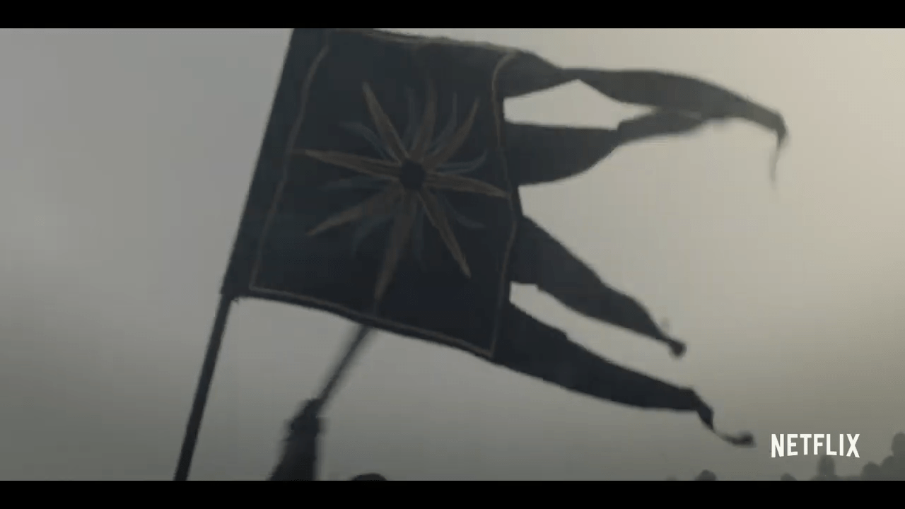 The Nilfgaardian Flag! Thoughts on the design of the Sun ...