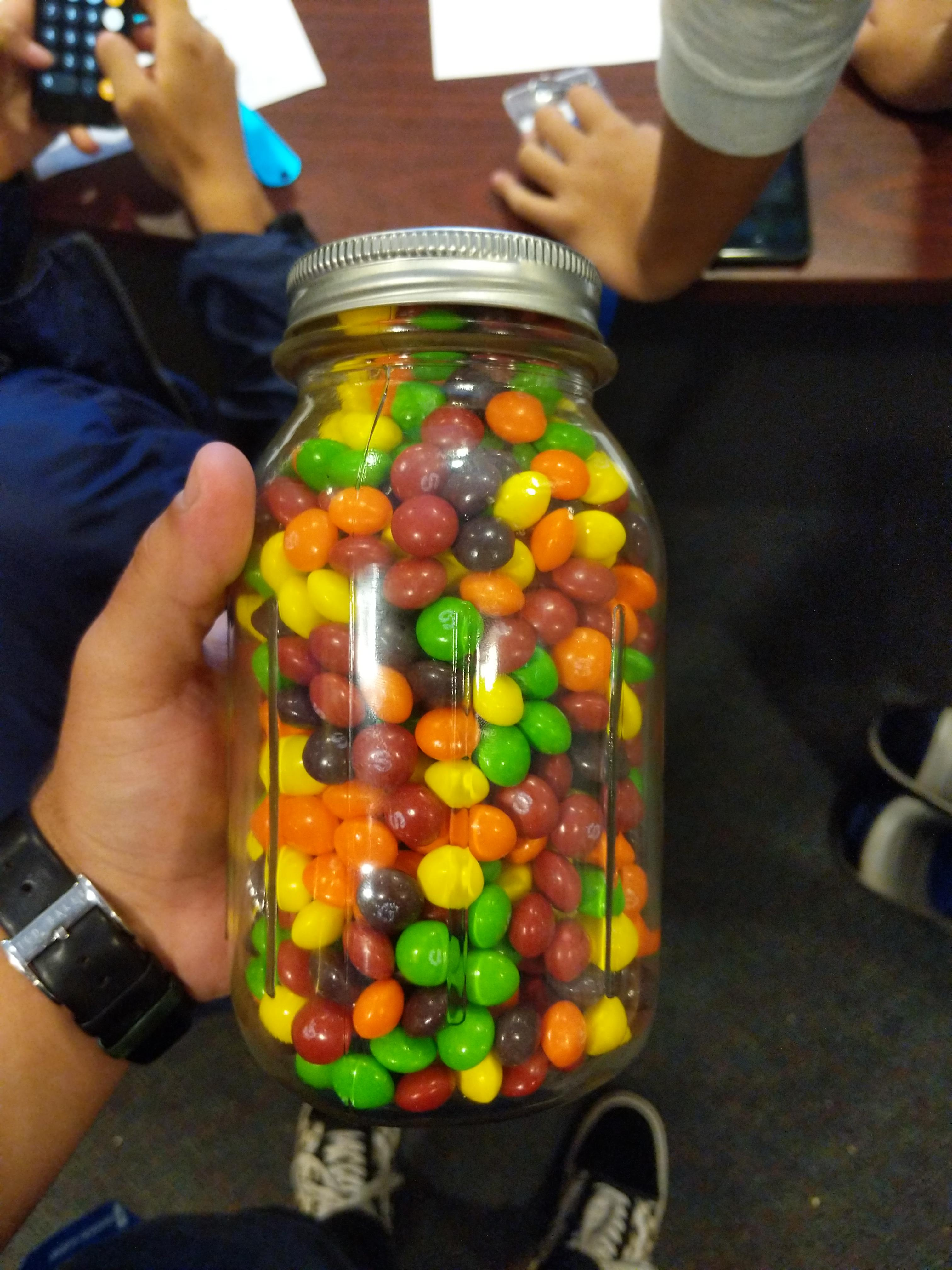 How Many Skittles Can Fit In A 32 Oz Jar : skittles, Skittles, FitnessRetro