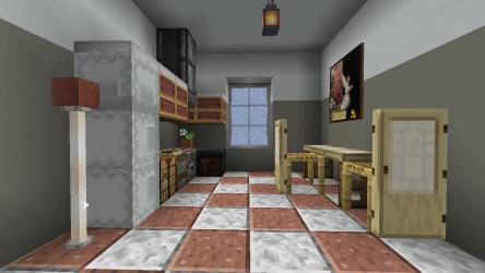 кухня Minecraft bagno site