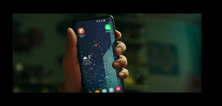 [REQUEST] Anyone knows this wallpaper? It is from a korean movie, Samsung phone.
