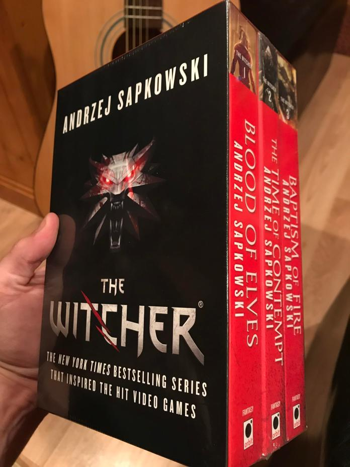 Image result for Witcher 3 books