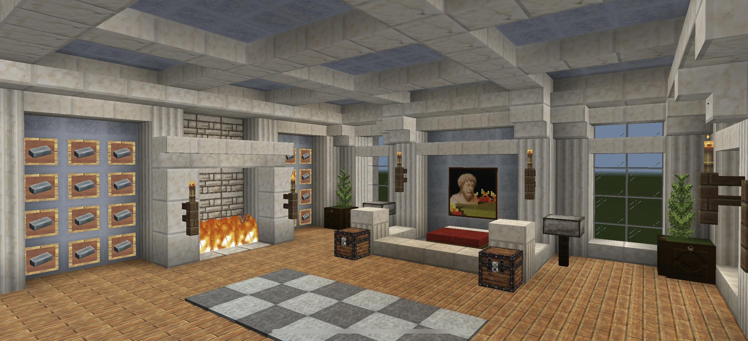 Due to its global love, it's a popular theme for bedrooms and playrooms. Bedroom. : Minecraft