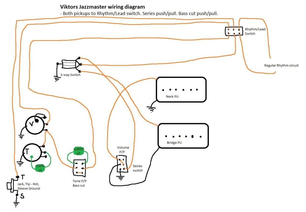 medium resolution of jazzmaster wiring mod help please series bass cut push pull jazzmaster series wiring diagram