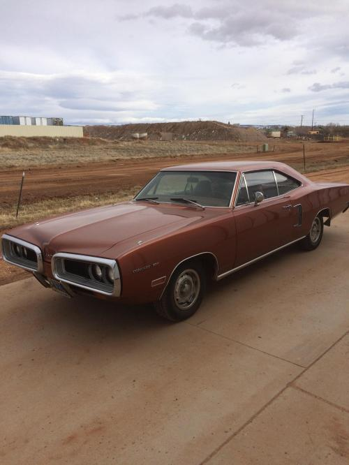 small resolution of got her out of storage to stretch her legs 70 coronet 500 384 magnum
