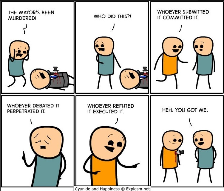 cyanide and happiness know