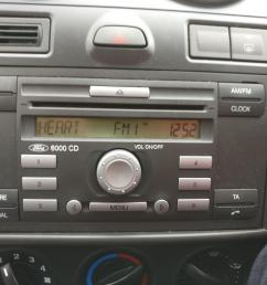 my car radio radio has an aux button but no aux port [ 4640 x 3480 Pixel ]