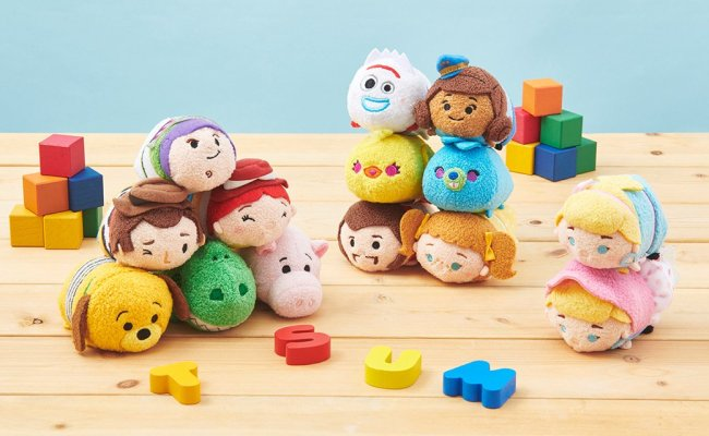 Toy Story 4 Tsum Tsums Are Coming Soon To Disney Store