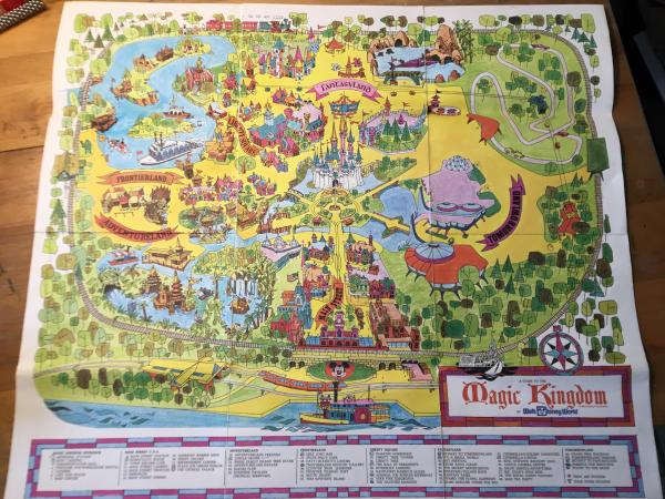 20+ Detailed Map Of Magic Kingdom Pictures and Ideas on Meta Networks