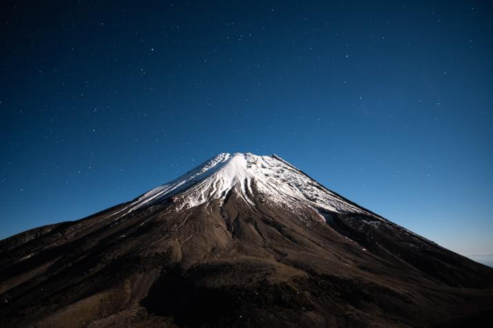 Mount Taranaki, New Zealand (Photo credit to Martin Schmidli) [5892 x 3928]