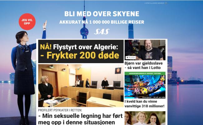 Fin Sas Reklame Norge