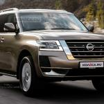 2020 Nissan Patrol Get Ready To Get Some Upscaled Flashing Dubai