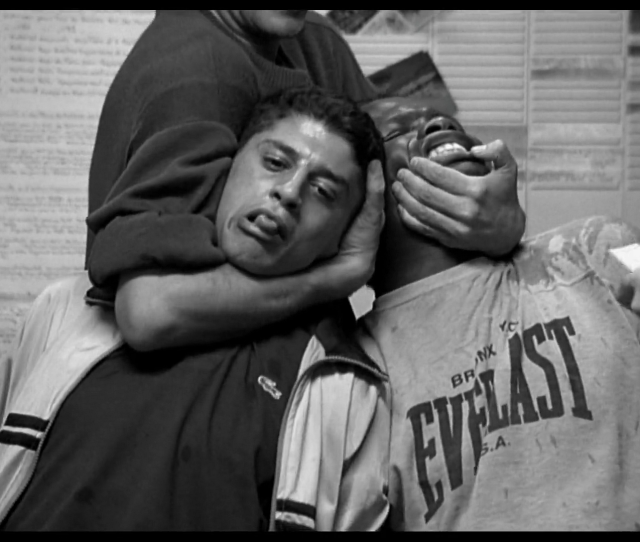 I Cant Watch La Haine Without The Main Kid Reminding Me Of Ralph