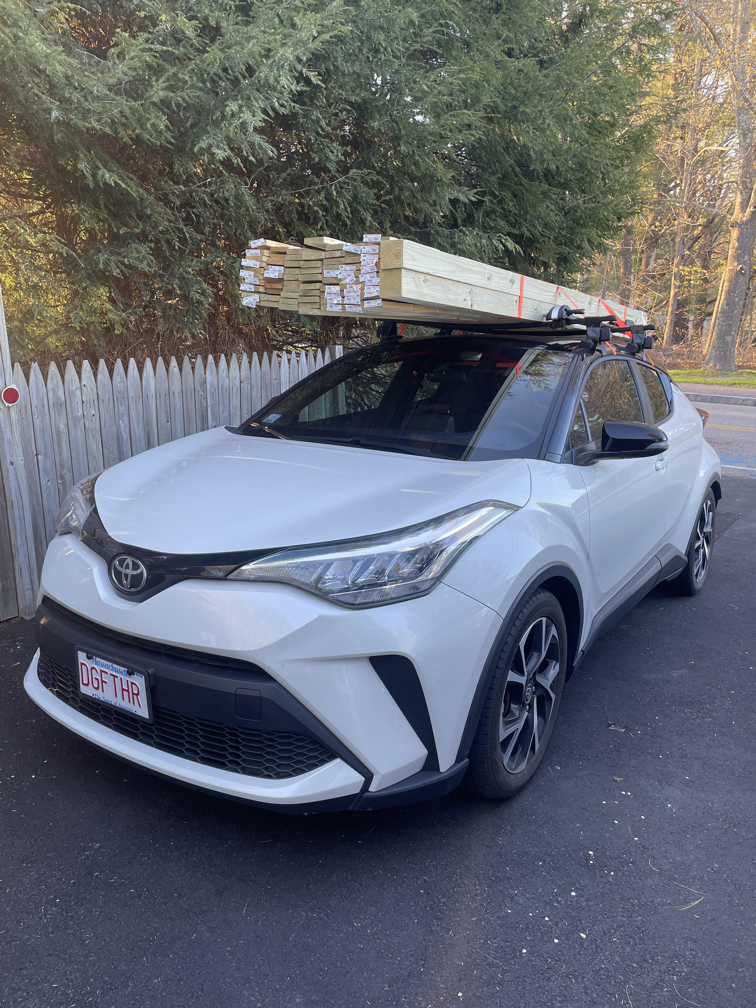 shout out to inno roof rack systems for