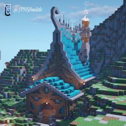 One of the fantasy houses I m most proud of! I hope this build inspires you : : Minecraft