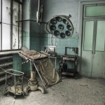 Exam Room In Abandoned Mental Asylum Creepy
