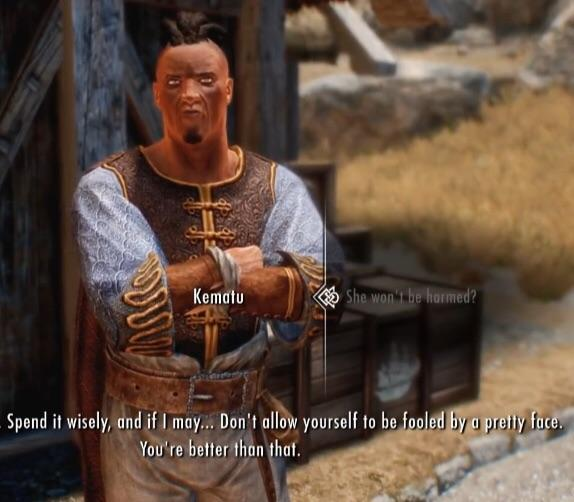 life lessons from skyrim