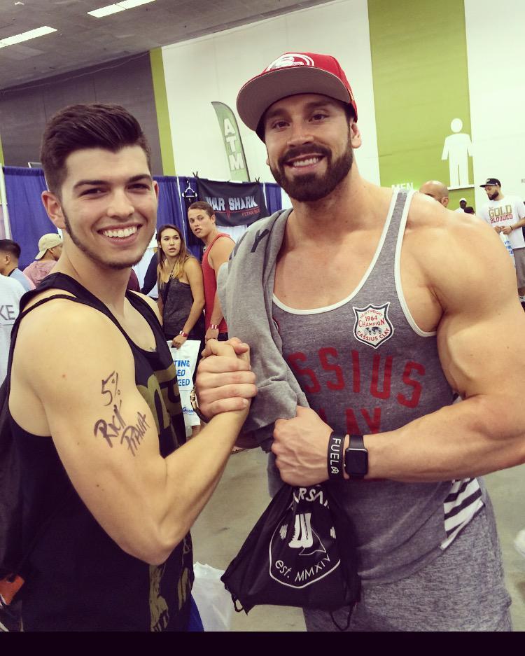 San Jose Fit Expo : Bradley, Martyn, Bodybuilding
