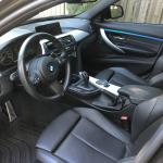 Little F30 Interior Action For Turbo Tuesday Bmw
