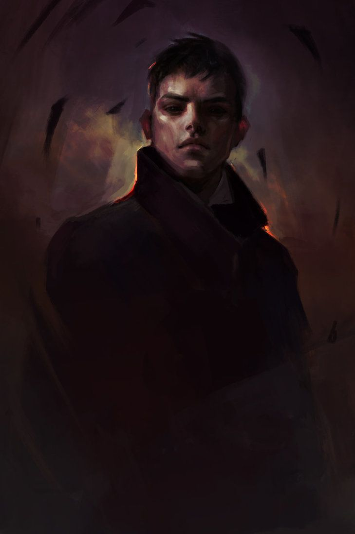 the outsider by bsdump