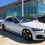 2019 Rs5 Coupe With Black Optic Audi