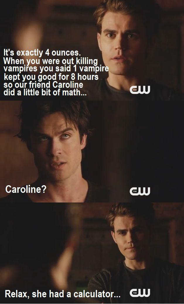 Damon Funny Moments : damon, funny, moments, Vampire, Diaries, Really, Funniest, Dialogue, Moments😭, TheVampireDiaries