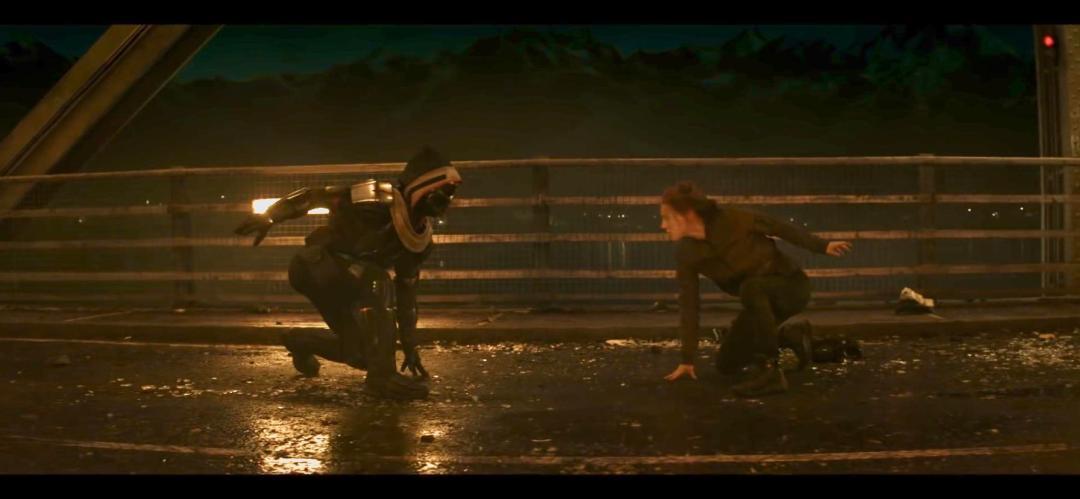 New Black Widow Trailer Introduces Taskmaster