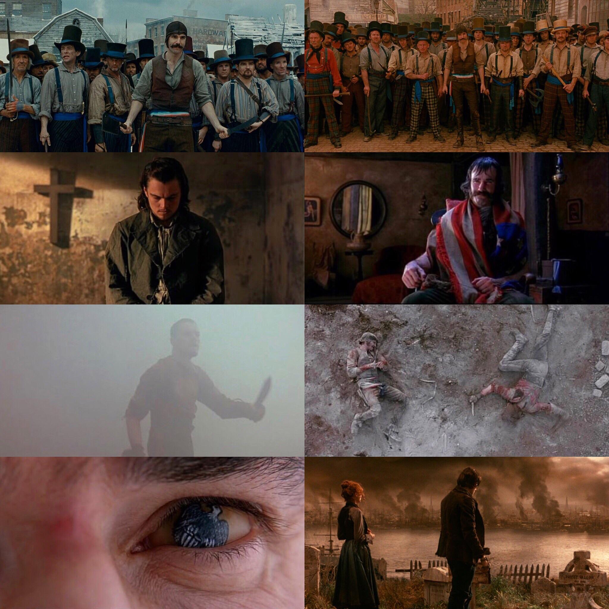 Gangs Of New York Cineshots