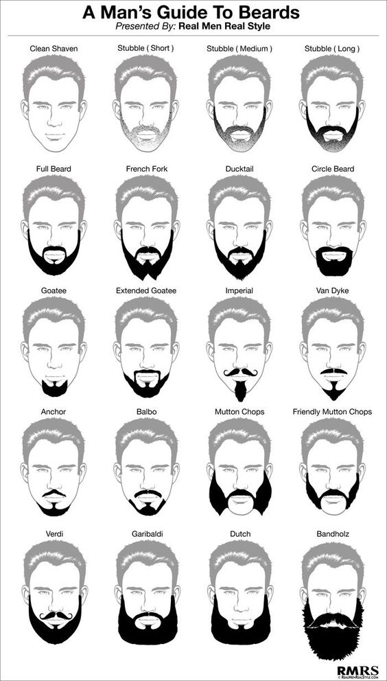A man's guide to beards : coolguides