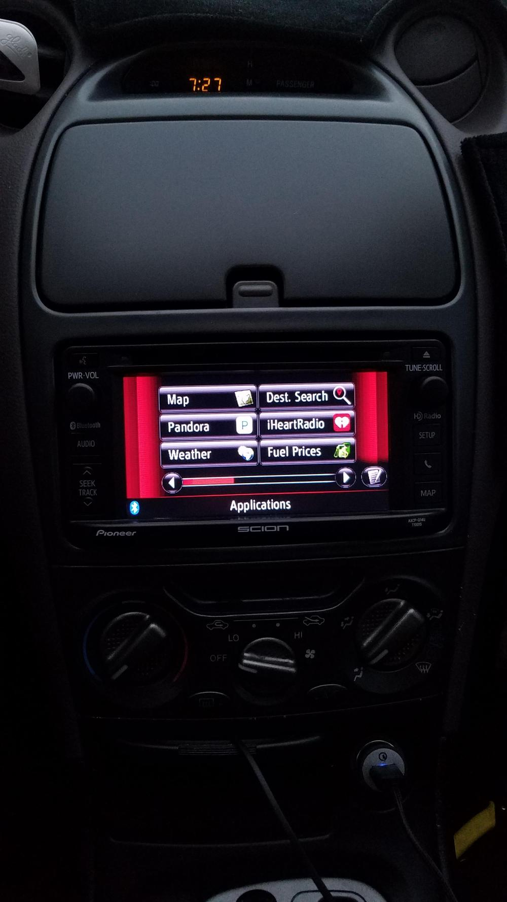 medium resolution of for anyone who wants an oem stereo upgrade