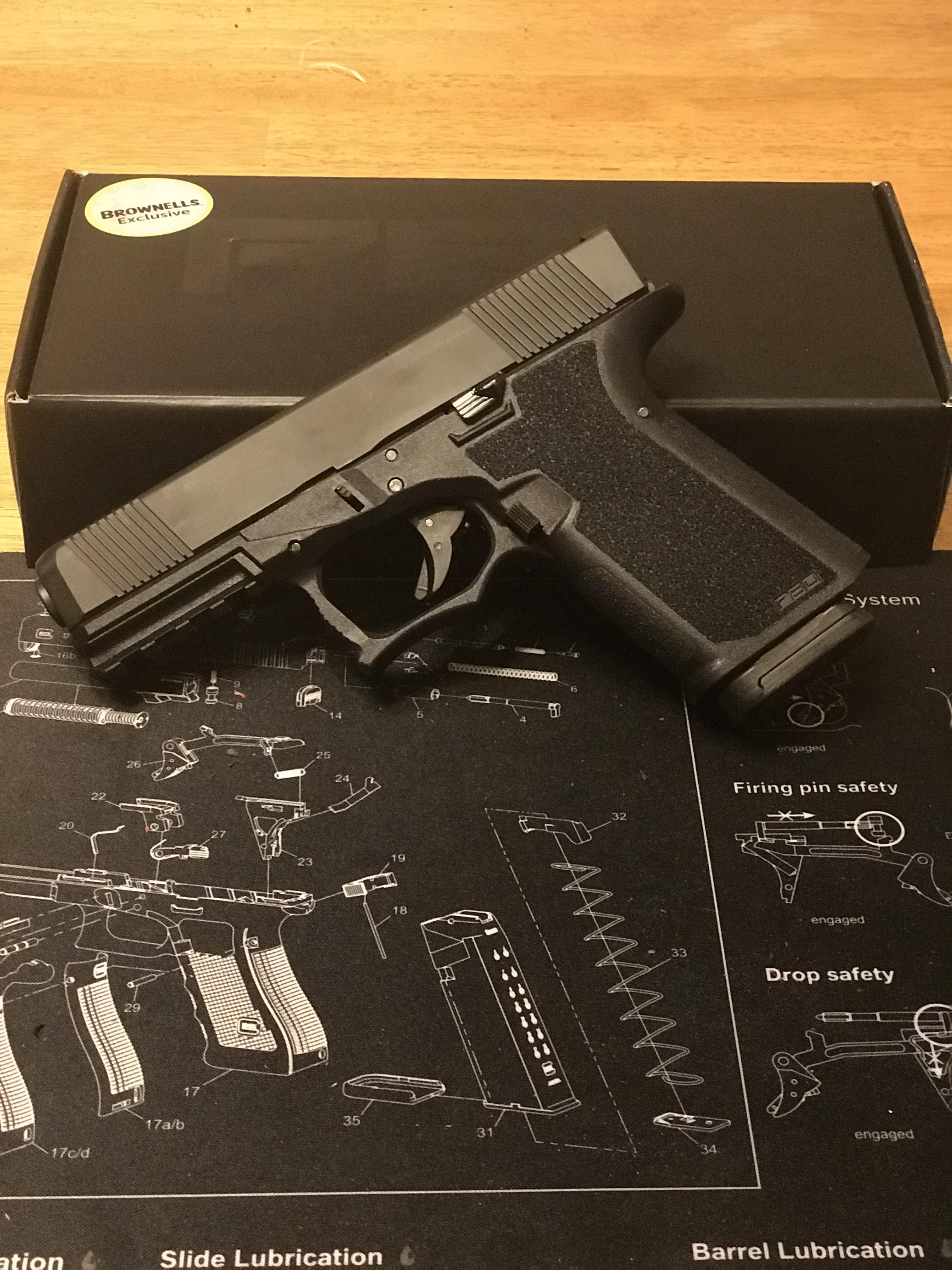 Large Frame Glock 80