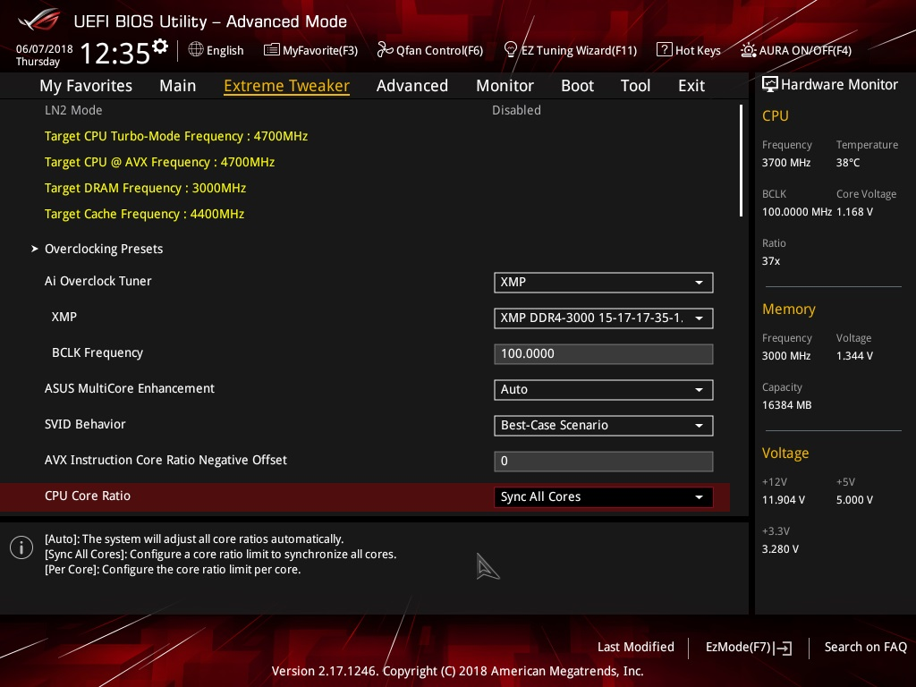 help with 8700k overclocking
