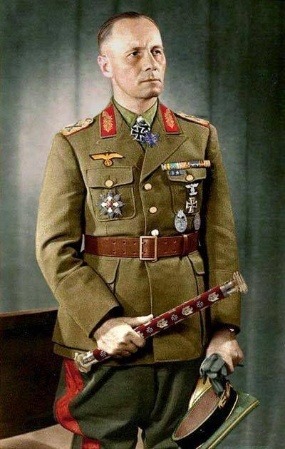 Resultado de imagen para Fotos de El mariscal de campo Erwin Rommel