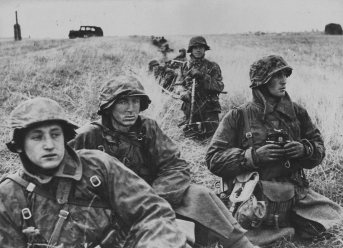 Waffen Ss Unit On The Eastern Front Date And Location