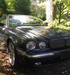 just got my first jaguar 2004 xjr  [ 3264 x 2448 Pixel ]