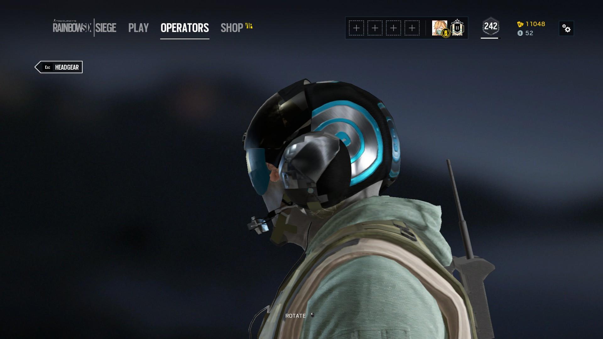 new jäger headgear from