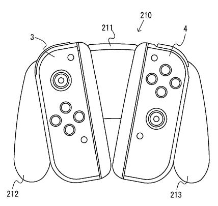 Prototype Joy-con Grip was V shaped : NintendoSwitch