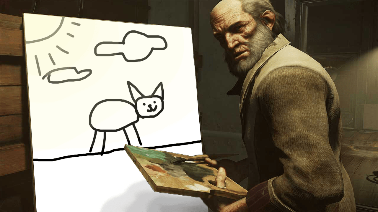 sokolov s paintings always
