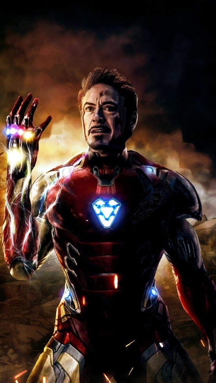 and i am iron