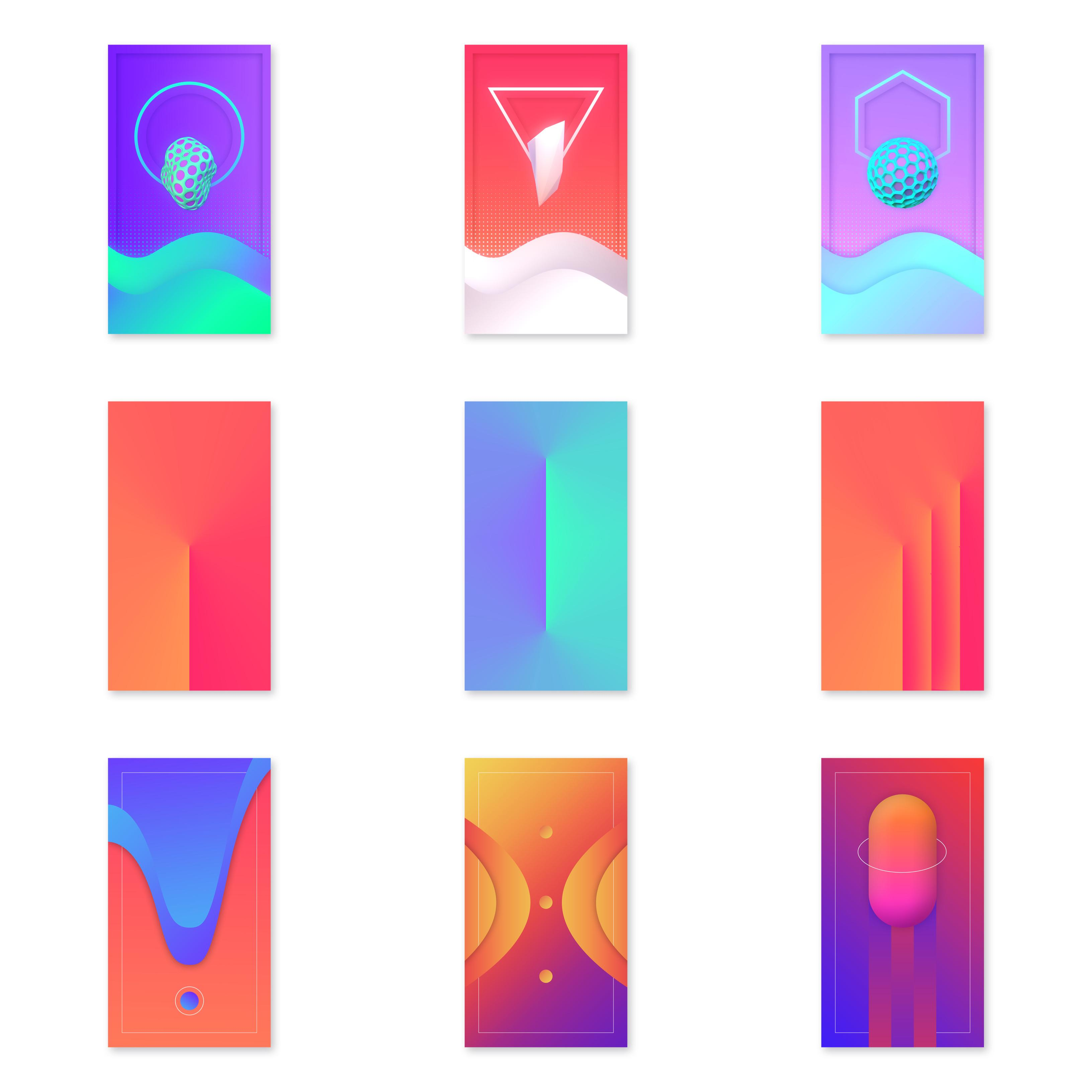 i make phone wallpapers
