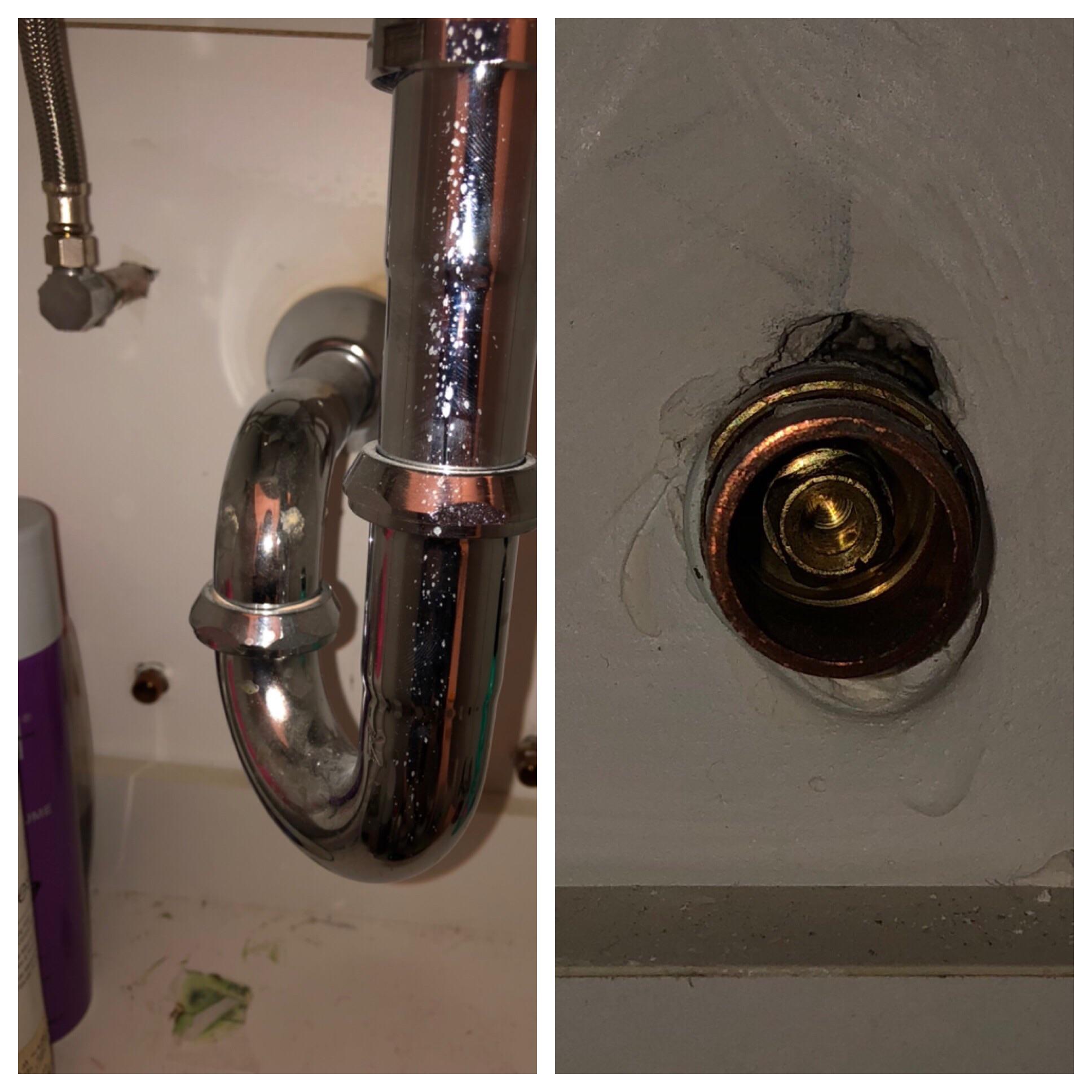 fancy water shutoff valve