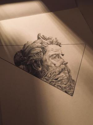 zeus drawing finally finished