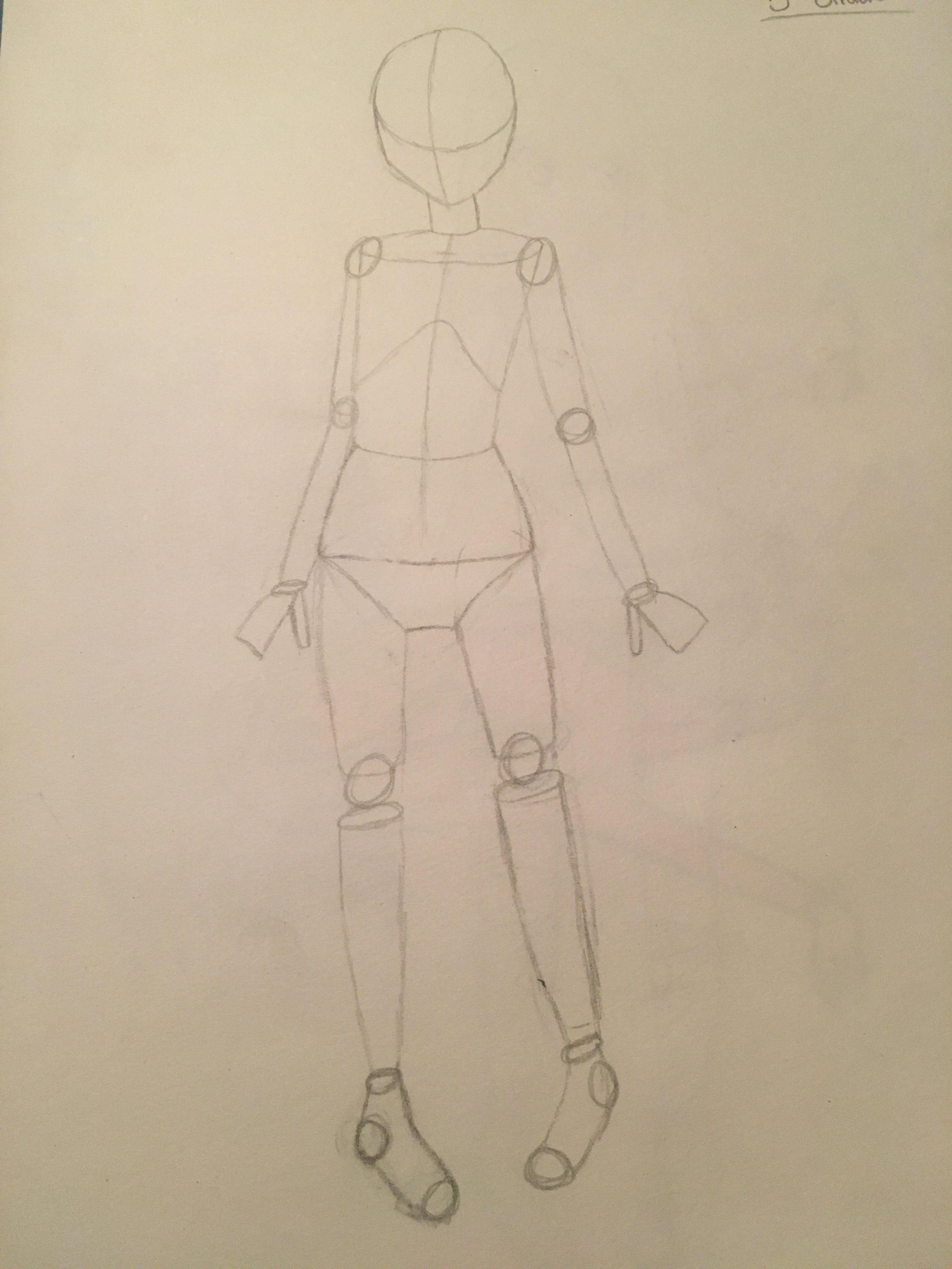 Drawing Body Base : drawing, Drawings., Perfect, Helps, Drawings