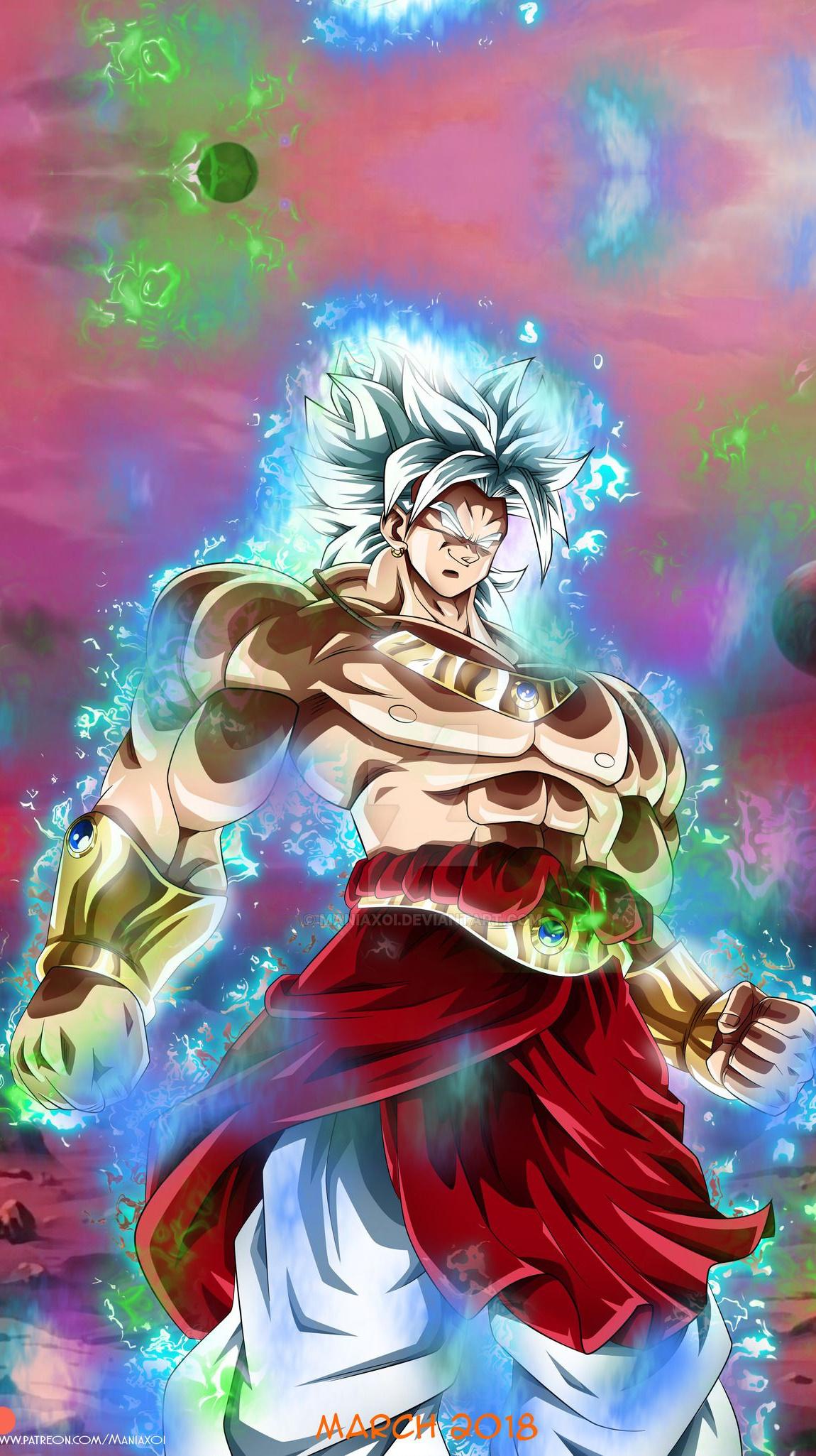 Goku Ultra Instinct Wallpaper Iphone X Dragon Ball Broly Ultra Instinct 1150x2050 Live